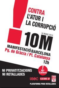 Manifestació 10M