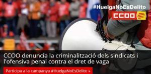 Huelga no es delito
